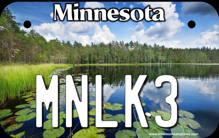 Minnesota Plates Wisconsin Atv Plates
